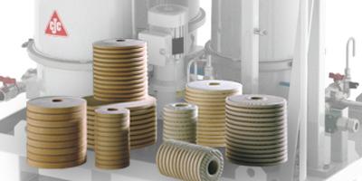 Filtri fine e cartucce di filtrazione fine CJC