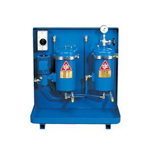 Impianti Trattamento Fluidi HFD, idrolisi