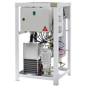 Desorber D10 CJC, sistema per la riduzione acqua nell'olio