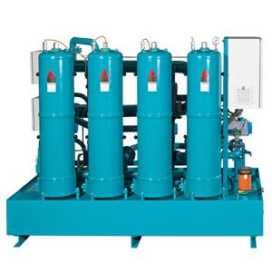 Gear Flushing Unit 4x27/108, Sistema di flussaggio ingranaggi