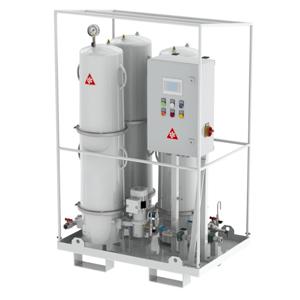 Impianti Purificazione Olio Trasformatore 3R27/108, deumidificazione e disidratazione