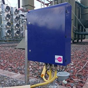 Sistema di controllo di scarico acqua nell'ambiente, Sipp Node