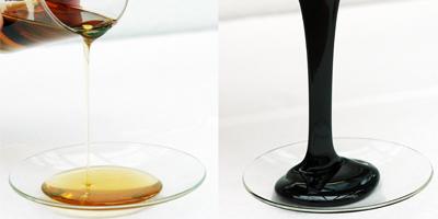 Acidi nell'olio