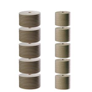Cartucce di filtrazione fine CJC 38/100 e 27/100
