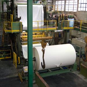 Manutenzione dell'olio nell'industria cartaria e del legno