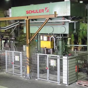Manutenzione dell'olio per presse idrauliche