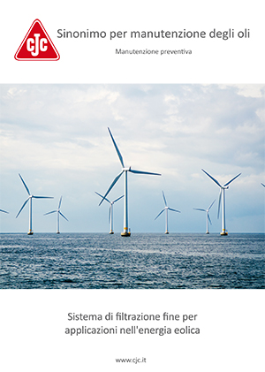 Brochure: Turbine eoliche