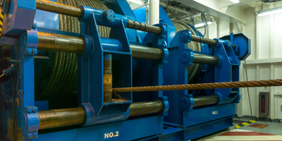 Sistemi idraulici e verricelli
