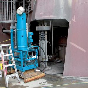 Riduttori e sistemi di trasmissione, mulini carbone