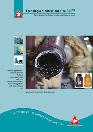 Brochure: Olio Diatermico