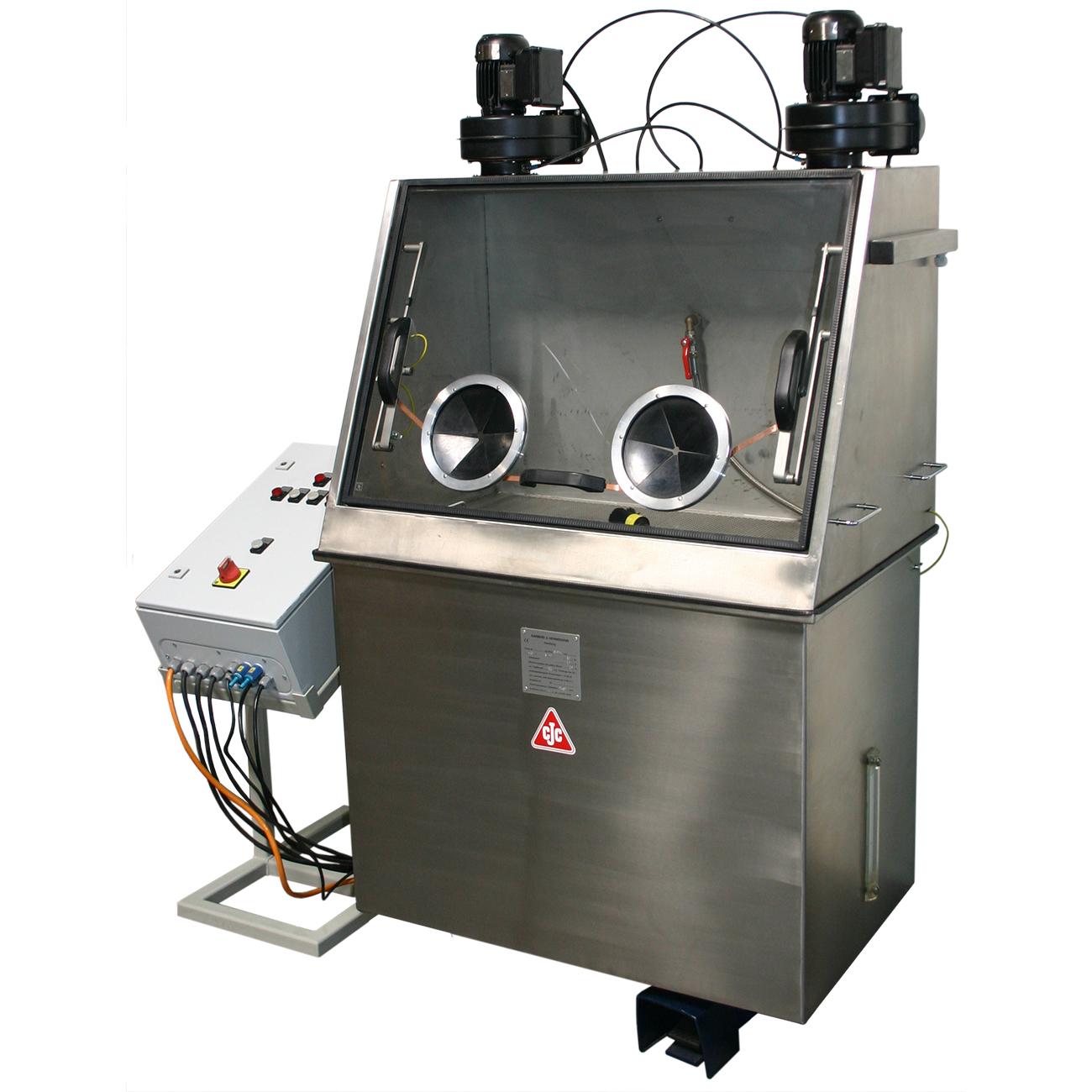 Banchi di pulitura ATEX RT40