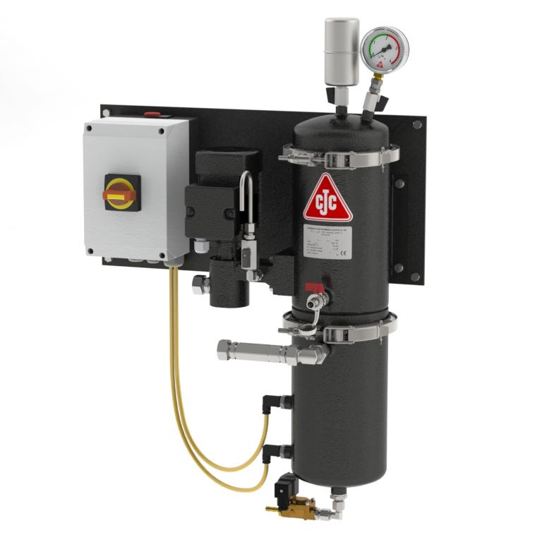 Filtri Separatori CJC 15/25 per deumidificazione dell'olio