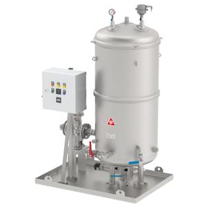 Filtri Separatori acqua-olio 327/- per olio idraulico e lubrificante