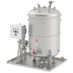 Filtri Separatori 727/- P7, filtraggio del carburante