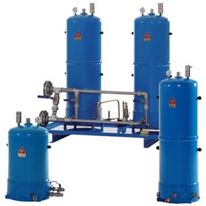 Sistemi di depurazione acqua, trattamento acque di sentina